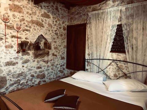 Aspri limni's house (Elafonisi)