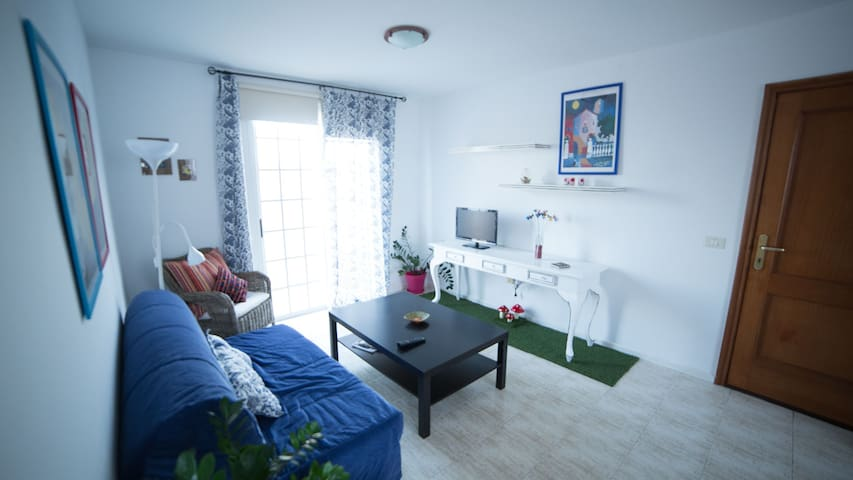 Coqueto apartamento en Candelaria, Caletillas - Las Caletillas - Leilighet