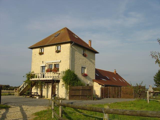 Location de vacances Hotot en Auge - Hotot-en-Auge - House