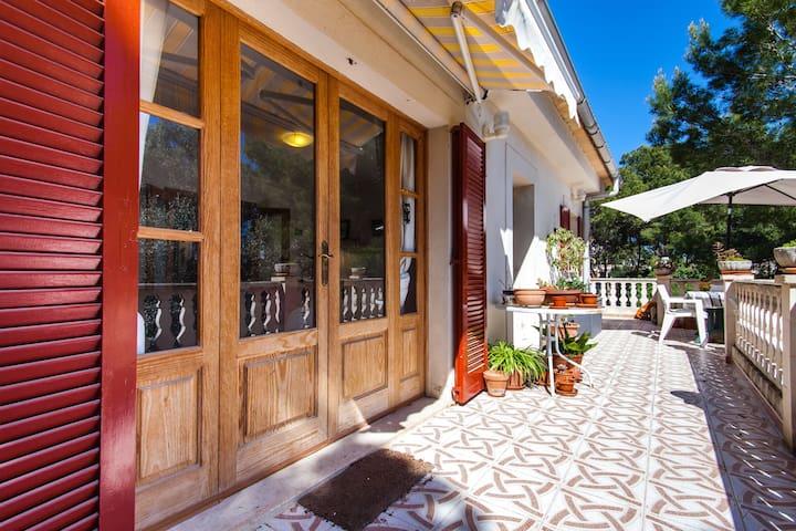 Casa tranquila ideal para familias - Peguera - Talo