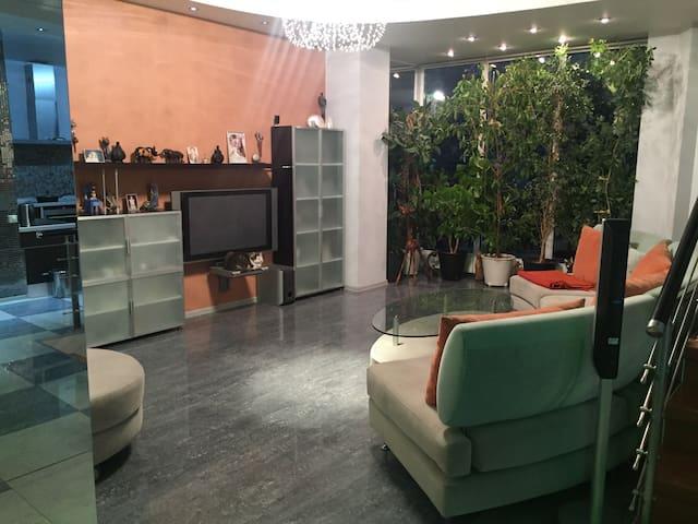 Жильё в оазисе в Москве в Потапово - Москва - House