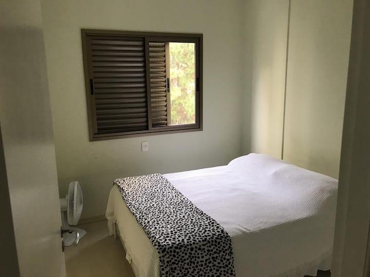 Suite privado para casal, centro de Alphaville