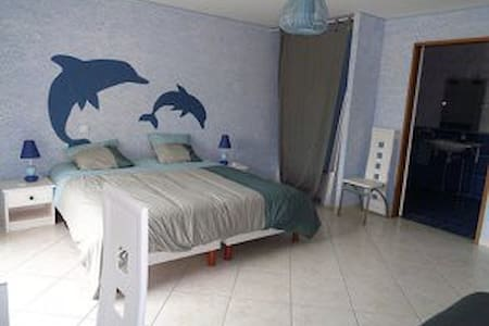 chambre Dauphin - Volon - Pension