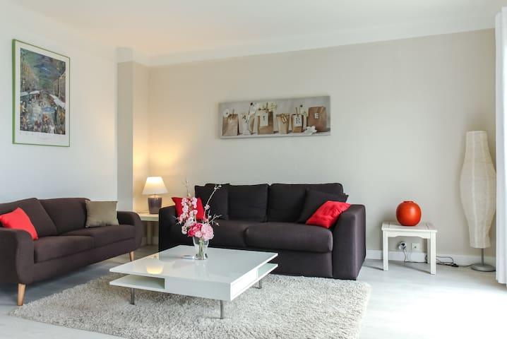 Appartement privatif 90m2 dans villa - Cannes - Villa