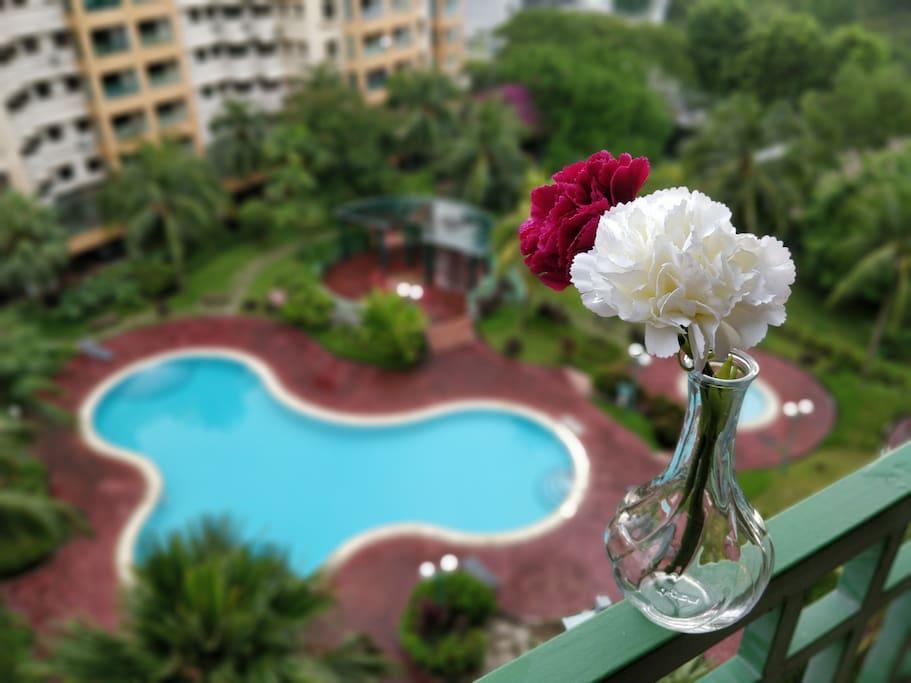 Balcony♥