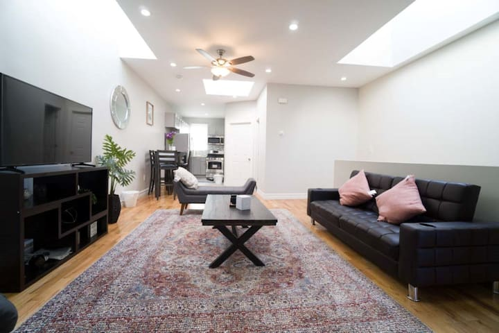 Sun-Filled 3 Bedroom Apartment in Bronx