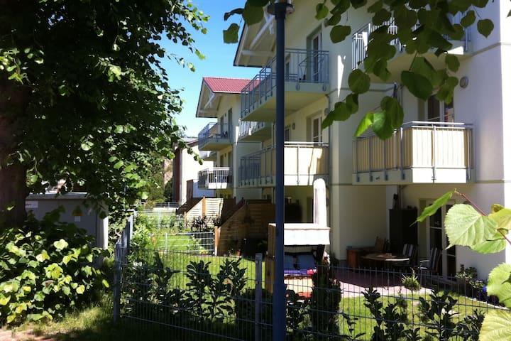 Modern Apartment in Graal-Müritz with Garden
