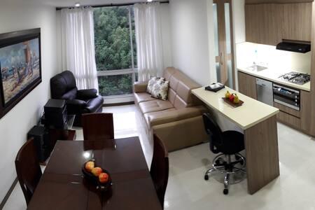 Confortable apartamento con 3 habitaciones!!!