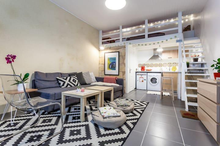 Appartement - hypercentre - neuf