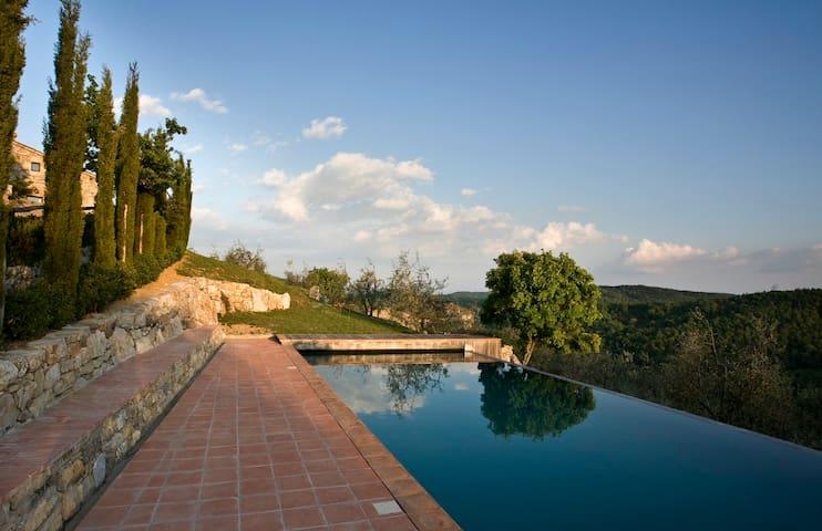 Live your Tuscan dream - Radda In Chianti - Huis