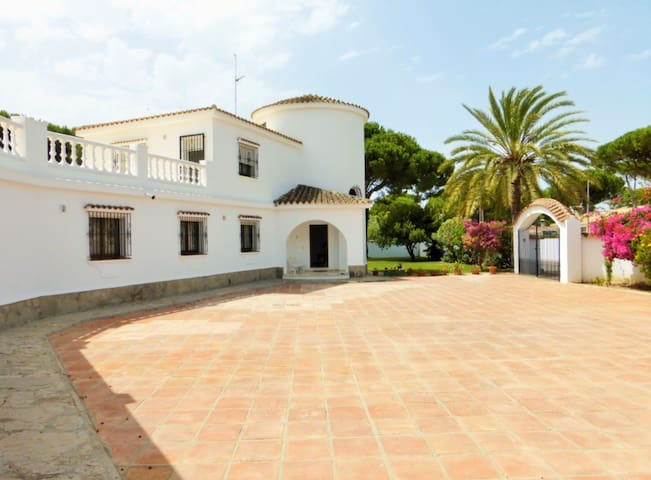 Villa Las Palmeras