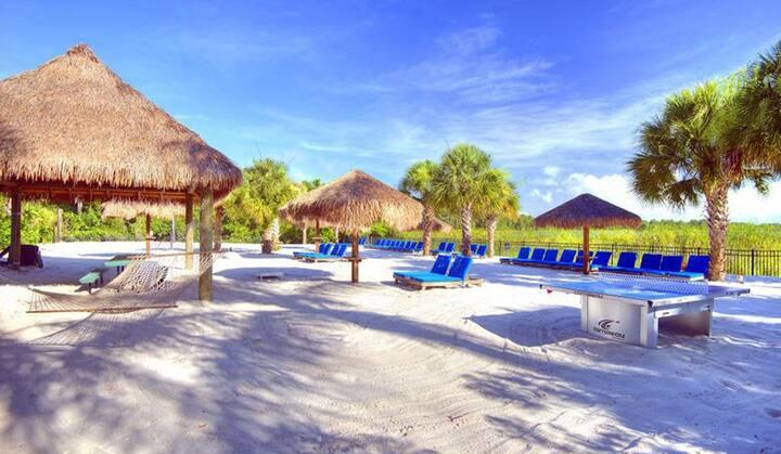 New Disney Orlando kissimmie Bahama Topical Resort
