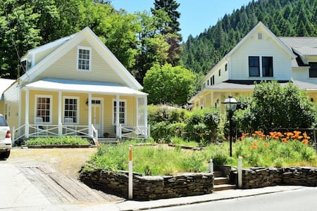 Downieville Victorian Cottage-4 bedroom - Downieville - Hus