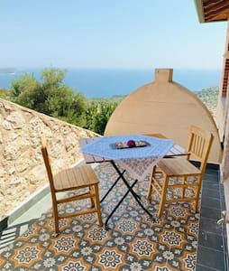 ŞiirEv Lorca- Suit, kitchen,Kekova view,Lycian way
