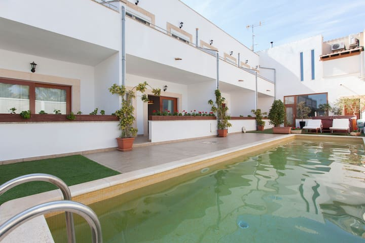 House - 4 km from the beach - Ses Salines