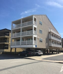Ocean City MD Condo - 47th St Ocean block