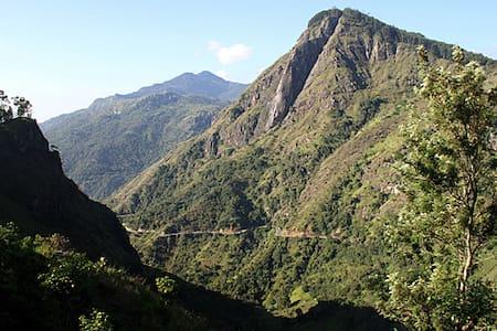 Nature Valley Homestay - Ella - Dům