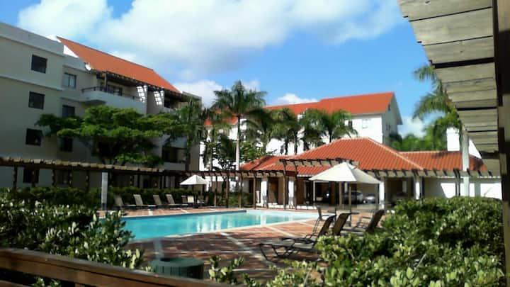 Upscale Punta Cana Village Huge 3 bdrm Penthouse