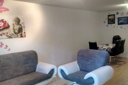 Furnished Apartment for 1 Person/Pair - Huoneisto