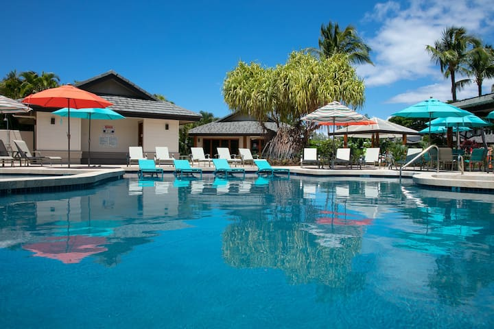 Villages at Mauna Lani - Newly Renovated Pool Complex