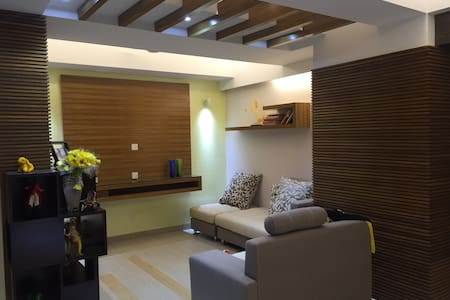 Secured and Stylish Apartment in Dhaka