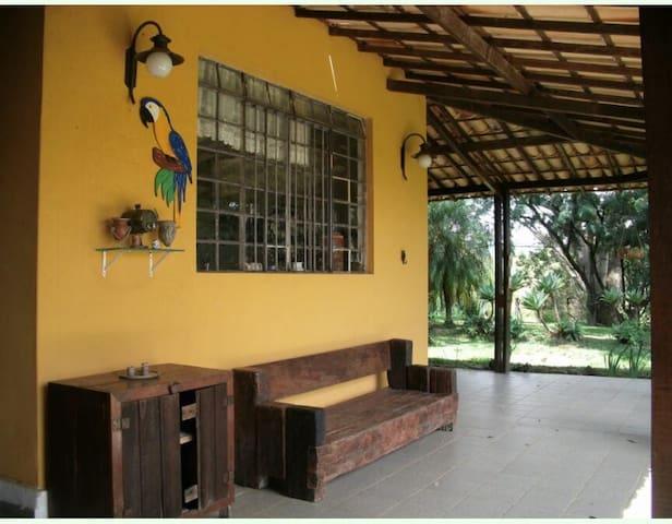 Vila Ramiro Santeiro - Ouro Preto - Houten huisje
