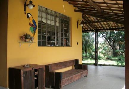 Vila Ramiro Santeiro - Ору-Прету - Бунгало