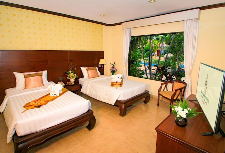 Extravagant Apartment Deluxe One Bedroom At North Pattaya