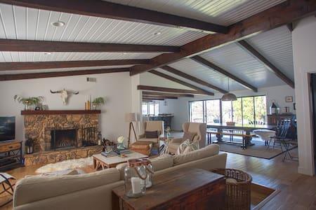 NEWLY remodeled 3 bedroom LosAlamos - Los Alamos - Talo