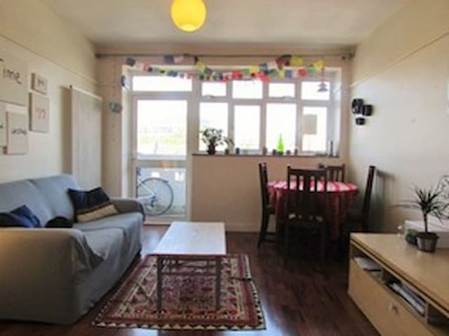 Lovely Flat sleeps 4 in SE1 - Lontoo - Huoneisto