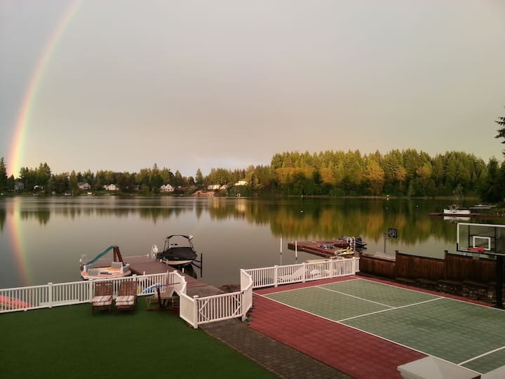 Live the Dream-Long Lake Waterfront