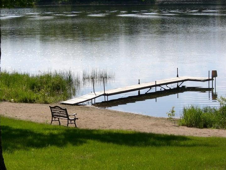 Gilbert Lake Cabin
