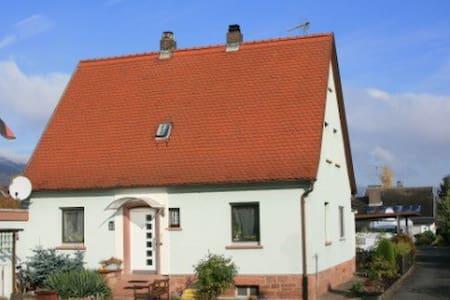 Ferienwohnung Dörr - Bürgstadt - Appartement