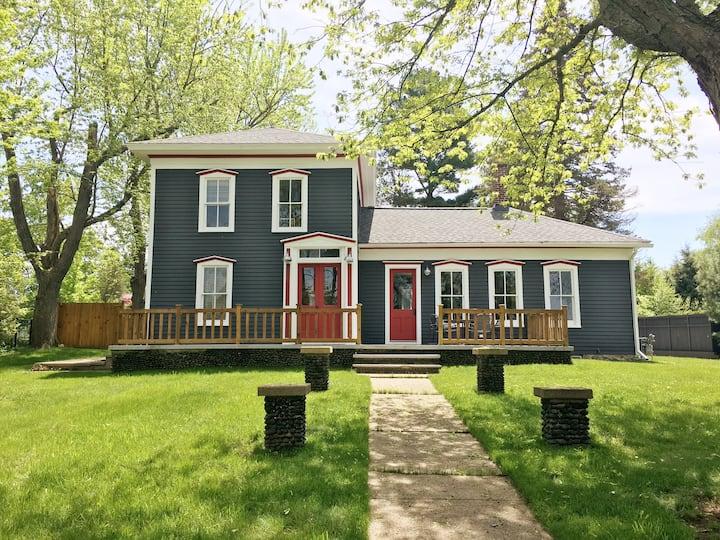 Historic Riley-Slack-Ellis House