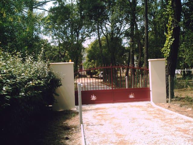 villa les arbousiers - Vieux-Boucau-les-Bains - Apartment