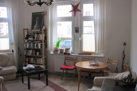 Zentrumsnahe, ruhige Wohnung! - Magdeburg - อพาร์ทเมนท์