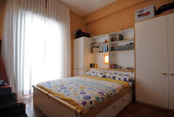 Casa sul lungomare di Letojanni (Taormina - mare)