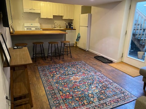 Clean Modern Two Bedroom Home