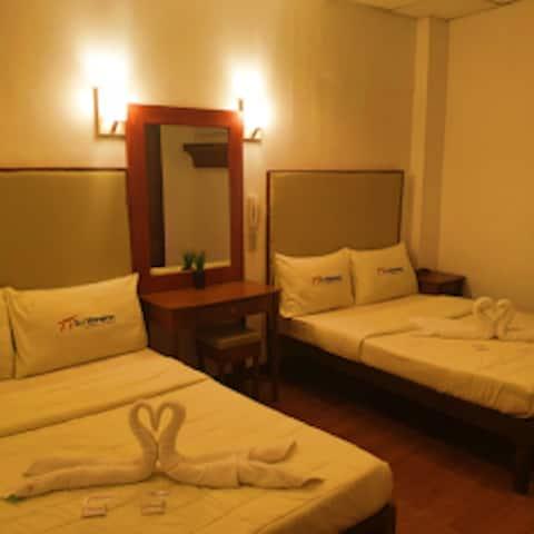 Premium Deluxe Room in San Jose by SJ Mansion
