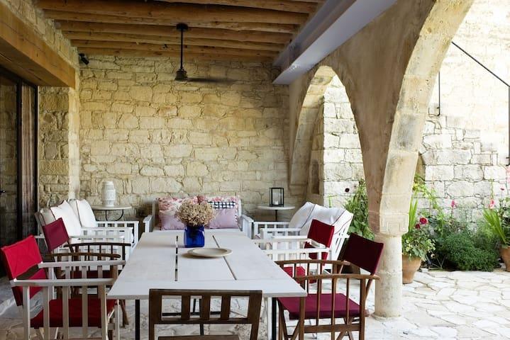 Arsos Villa with a pool - Modus Vivendi Holidays