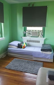 Curtain space 30min outside NYC - Yonkers - Wohnung