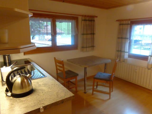Ferienstudio im Zentrum Klosters - Klosters-Serneus - House