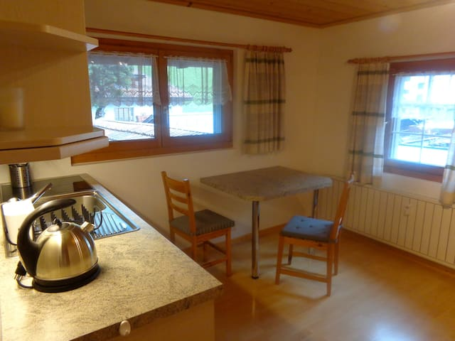 Ferienstudio im Zentrum Klosters - Klosters-Serneus - Rumah