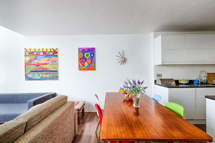 Family Friendly Central London Flat 2 bedrooms