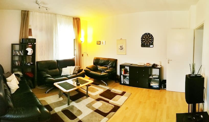 × cosy nice city center flat! modern stil! × - Vaihingen an der Enz
