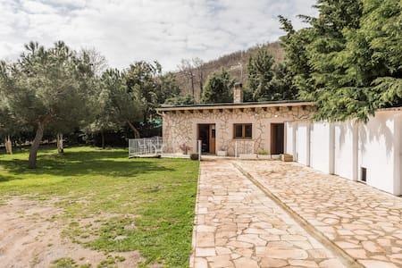 Casa en finca junto Parque Nacional - Miraflores de la Sierra - Ház