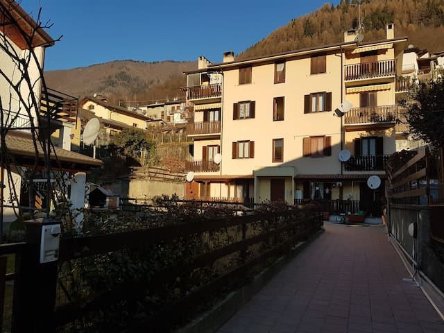 Apartment in Valtellina/Alps