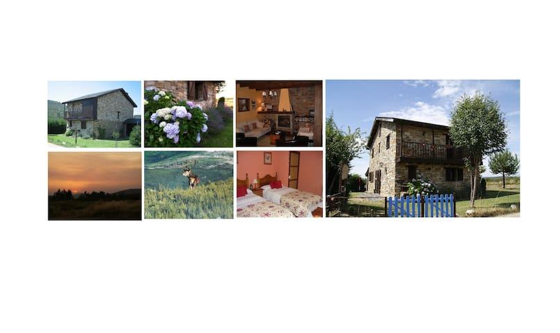 Casa Rural EL MIRADOR DE LAS CANDELAS - Manzanal de Arriba - Apartamento