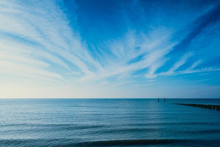 Appartement am Meer