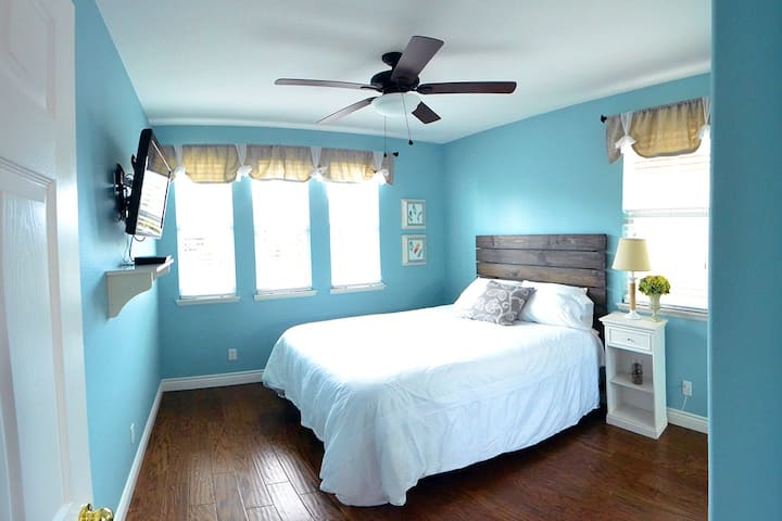 Clean and comfy 2bd/1ba suite close to wineries